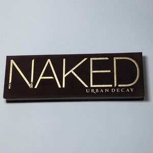 Urban Decay Naked Eyeshadow Palette Original